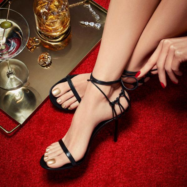Fußmassage (10min)