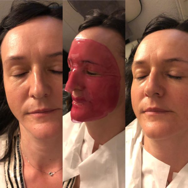 Maske Kosmetikstudio Nagelstudio Excellence Chemnitz