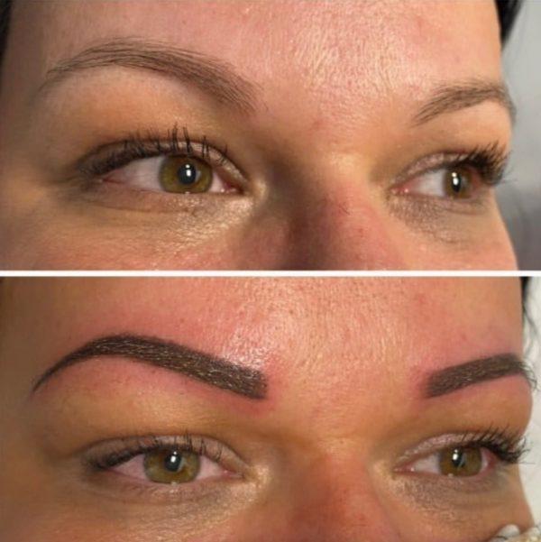 PMU Permanent Make Up – Soft Shade Brows