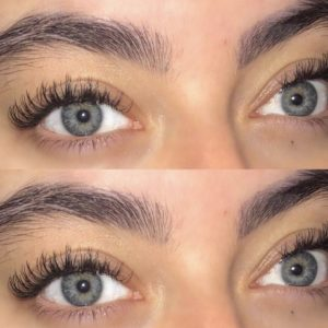 Lifting Augenbrauen / Wimpern