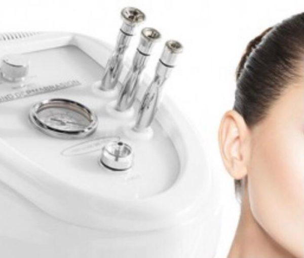 Nagelstudio Kosmetikstudio Excellence in Chemnitz Mikrodermabrasion