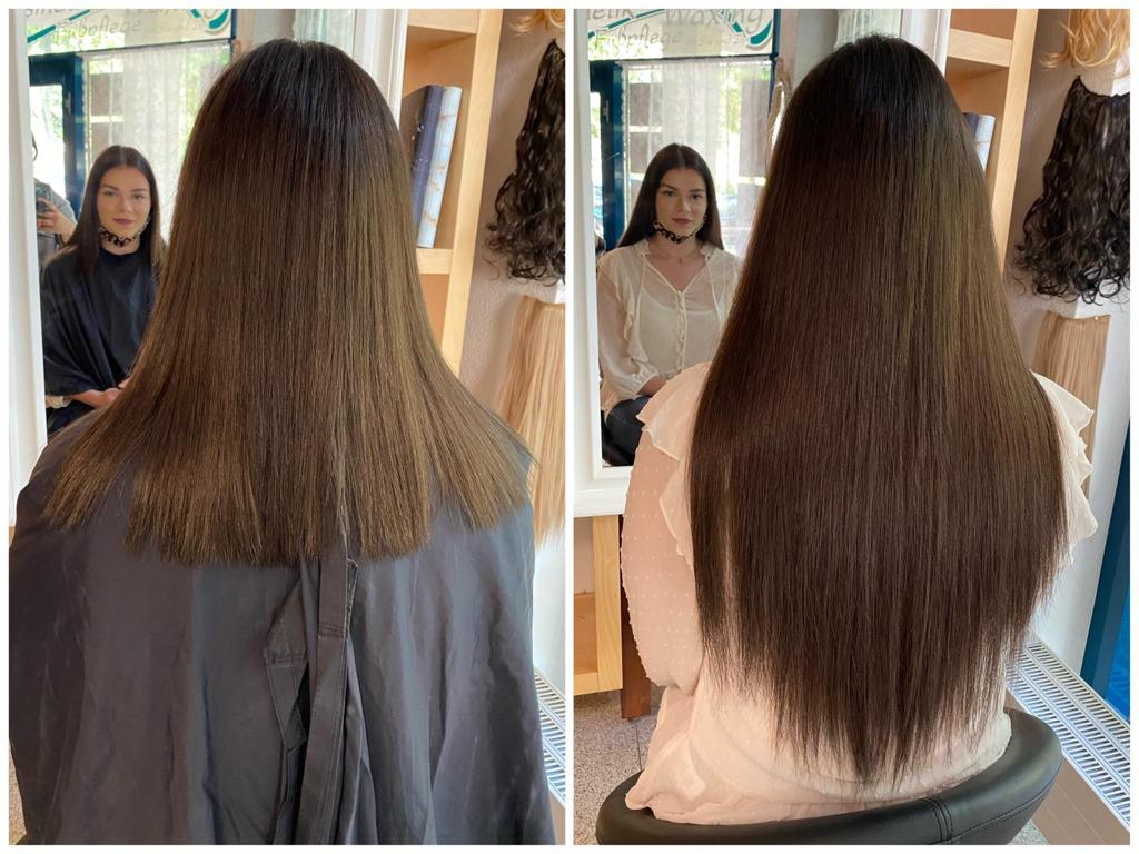 Hair Extensions by Nelly Adele Bochmann