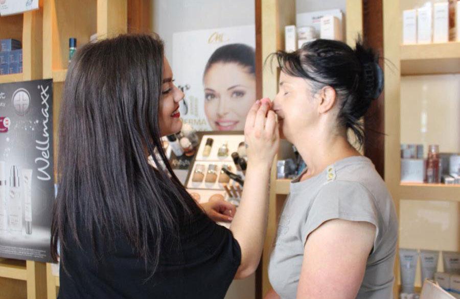 Nelly Bochmann - Nagelstudio und Kosmetikstudio Excellence in Chemnitz Kaßberg